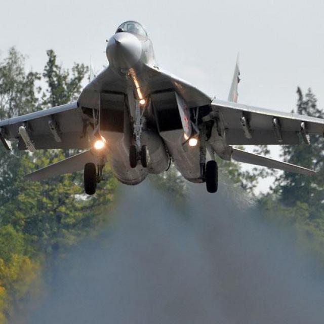 Bjeloruski MiG 29
