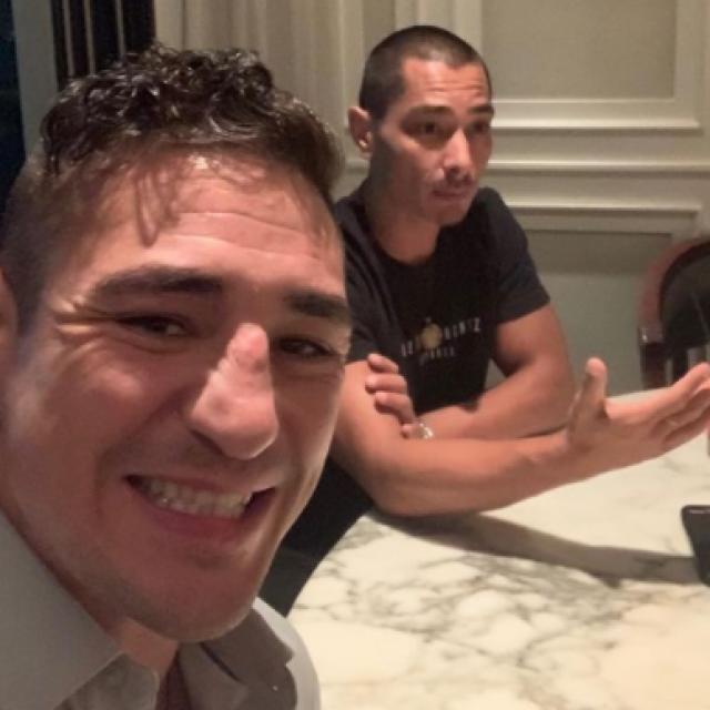 Diego Sanchez i Joshua Fabia