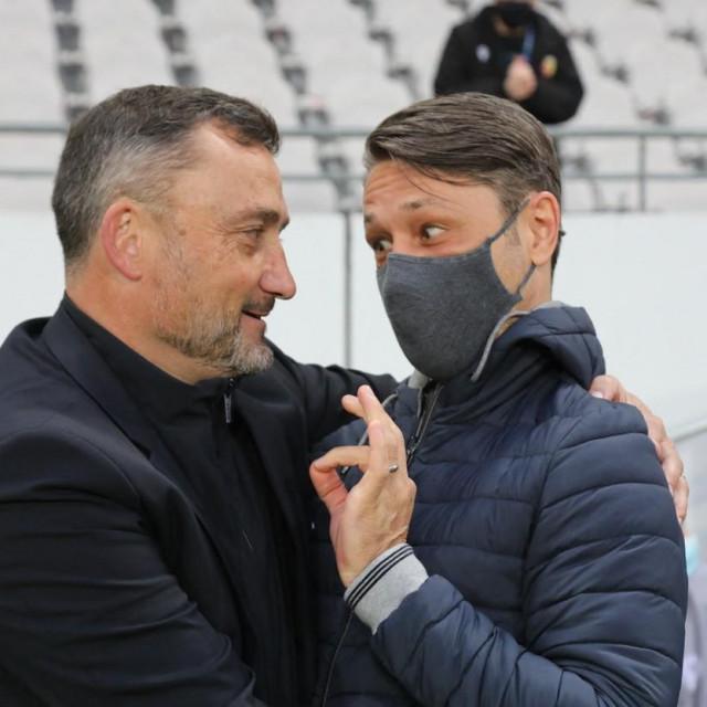 Franck Haise i Niko Kovač