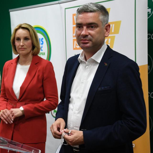 Boris Miletić (desno)