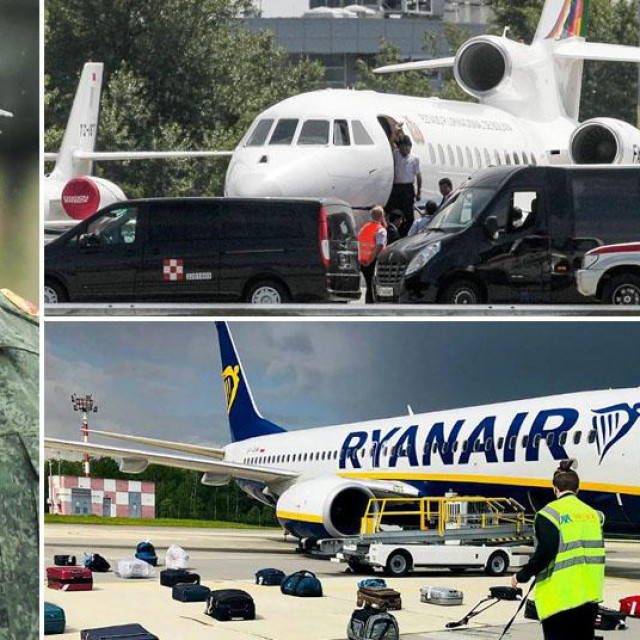 Aleksandar Lukašenko, prizemljen avion Eve Moralesa u Austriji (2013.) te prizemljen avion Ryanaira u Minsku