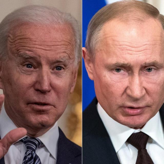 Biden i Putin