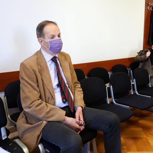 Bivši rektor Sveučilišta u Zagrebu Aleksa Bjeliš