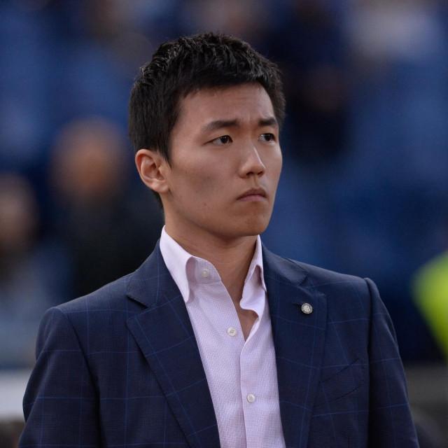 Steven Zhang, predsjednik Intera