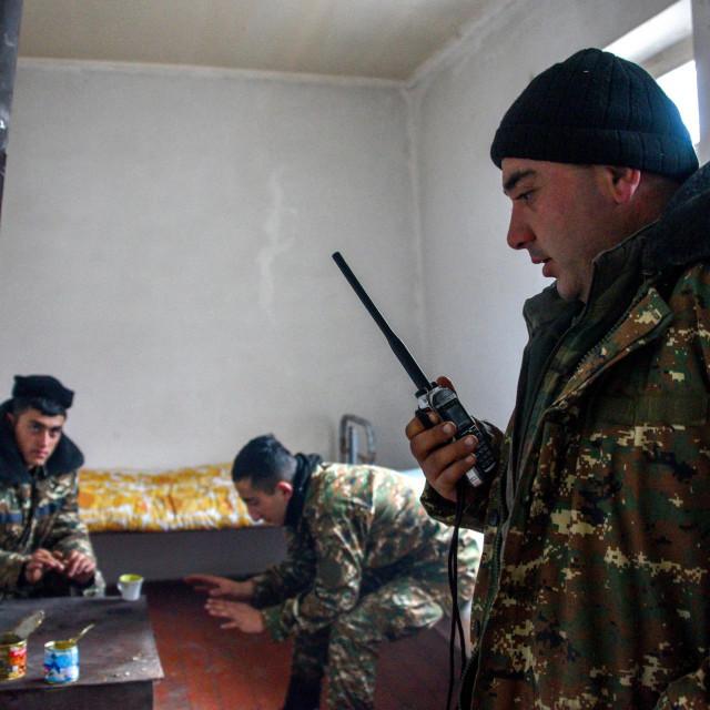 Armenski vojnici/Ilustracija