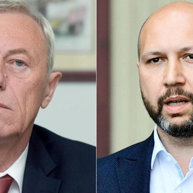 Stjepan Kožić i Mihael Zmajlović