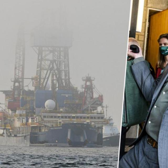 Naftna platforma i Donald Pols, direktor Milieudefensie slavi presudu protiv Shella