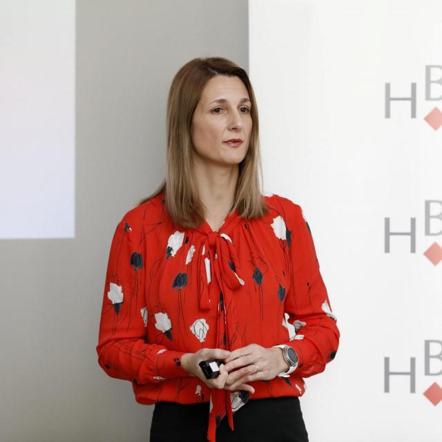 Tamara Perko, predsjednica Uprave HBOR-a