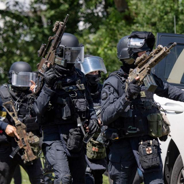 Napad uLa Chapelle-sur-Erdreu