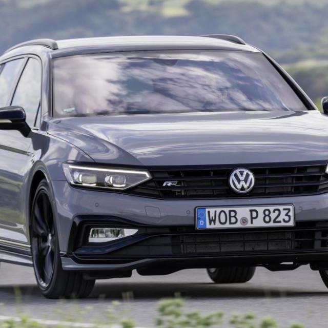 VW Passat (B8) 2019., ilustracija