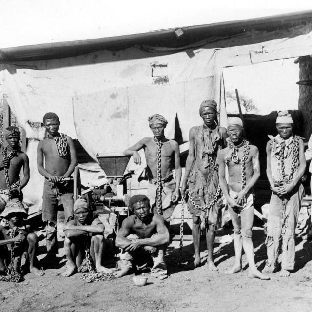 Genocid u Namibiji
