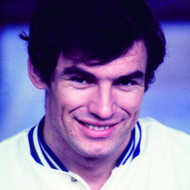 Krešimir Ćosić i Štefica Krištof, najbolji sportaši Hrvatske 1980..