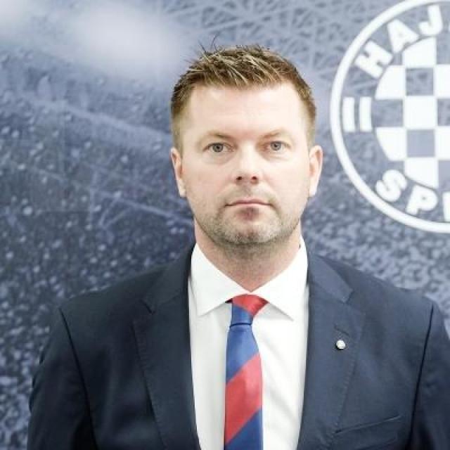 Novi trener Hajduka JensGustafsson