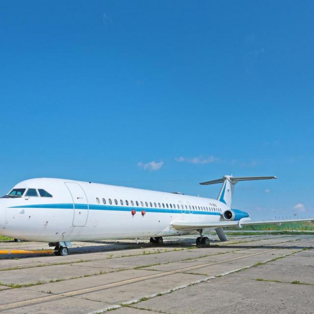 Predsjedničpki zrakoplov pokojnog rumunjskog diktatora Nicolaea Ceausescua