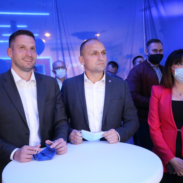 Ivan Radić, Ivan Anušić, Nataša Tramišak
