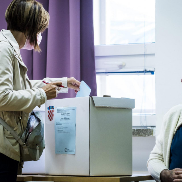 Glasanje, Ilustracija