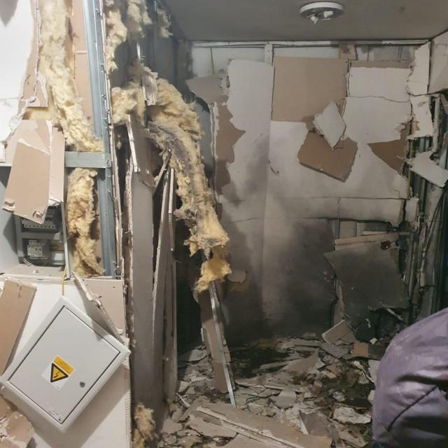 Eksplozija u Laništu