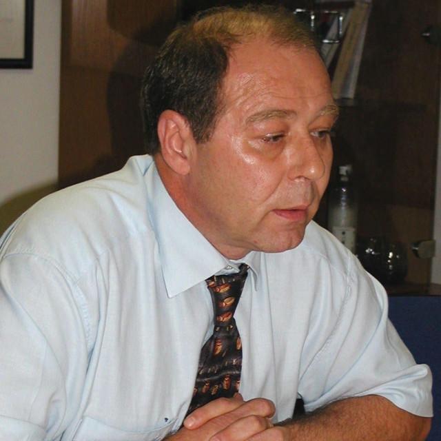 Danimir Kolman (arhivska fotografija)