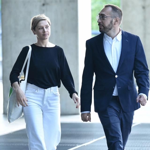 Tomislav Tomašević i Iva Mertić Tomašević