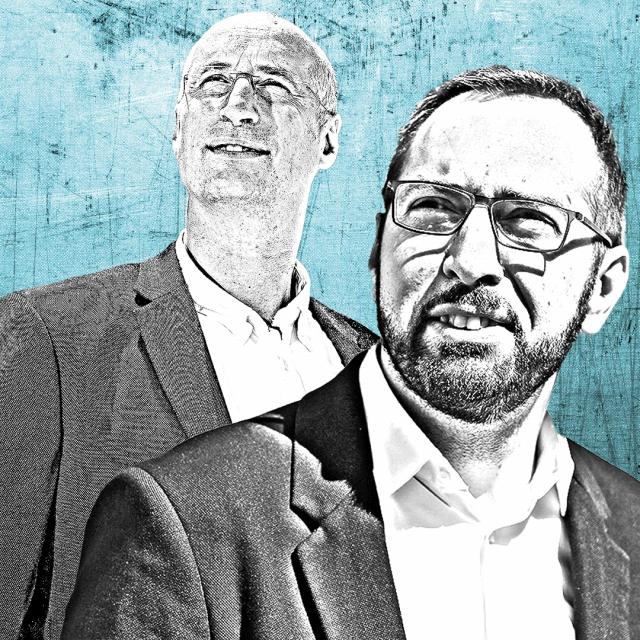 Ivica Puljak i Tomislav Tomašević