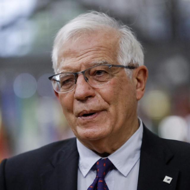 Josep Borrell – visoki predstavnik EU za vanjske poslove i sigurnosnu politiku/potpredsjednik Europske komisije