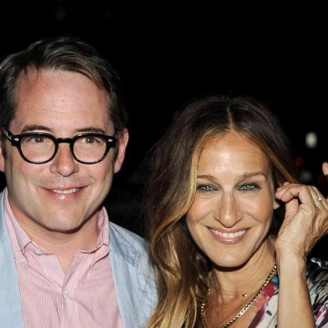 Matthew Broderick i Sarah Jessica Parker
