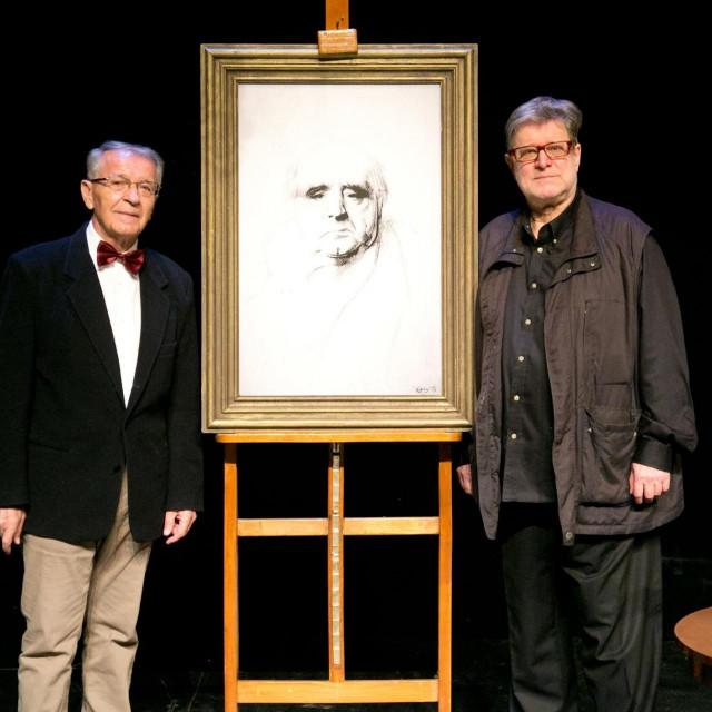 Zlatko Vitez dobio je nagradu za najbolju mušku ulogu, a Zvonko Presečki za doprinos razvoju kabareta<br />