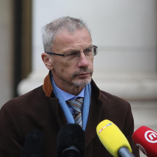 Guverner HNB-a Boris Vujčić