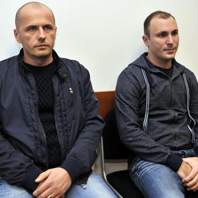 Dalibor Opačak i Marin Čolak