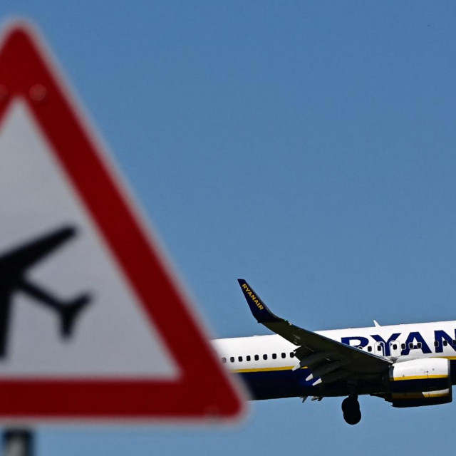 Ryanair, ilustrativna fotografija