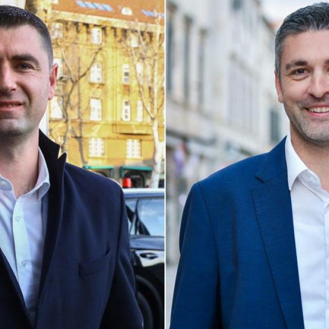 Davor Filipović i Mato Franković