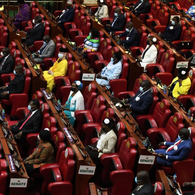 Parlament u Tanzaniji