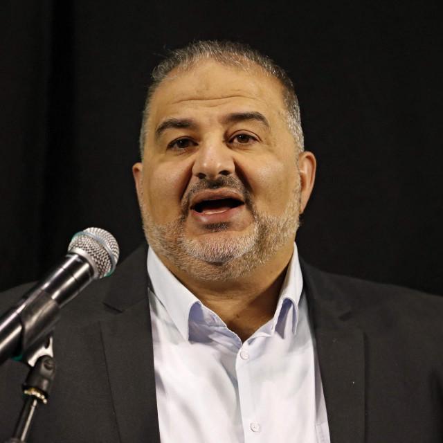 Mansour Abbas, čelnik islamističke strankeRa'am