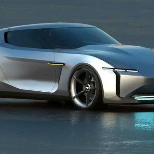 2030 Mustang E1 (skica)