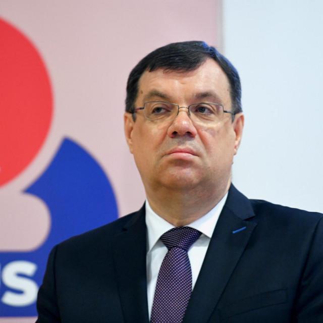 Bivši župan Damir Bajs će, najavio je, aktiviratimandatu Hrvatskom saboru