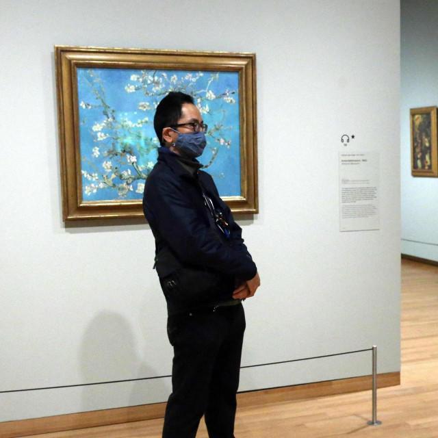 Muzej Van Gogh u Amsterdamu otvoren je nakon sedam mjeseci