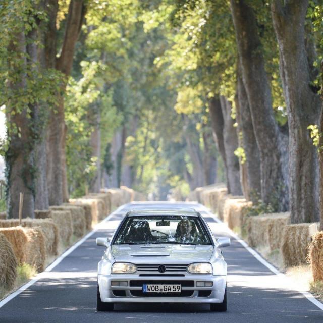 1993 Volkswagen Golf 3 A59 Rallye