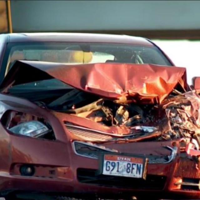 Fotografije nakon nesreće