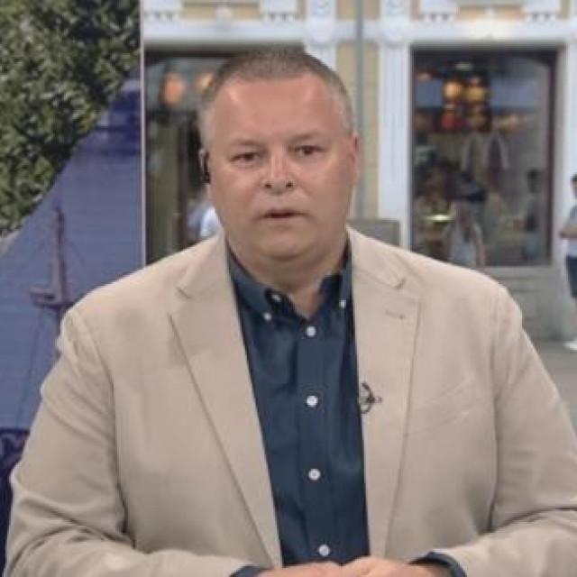 Direktor HTZ-a Kristijan Staničić