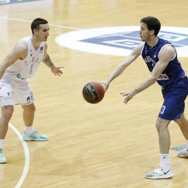 Antonio Jordano (lijevo) protiv Cibone