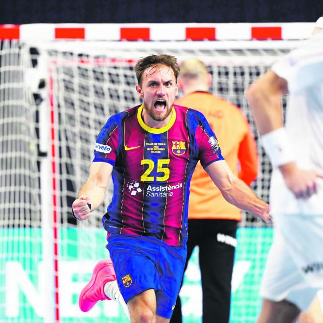 Ogulinac već ima naslov prvaka Europe s Vardarom, sada isto želi s Barcelonom