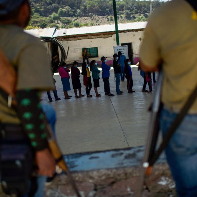 Izbori u meksičkoj državi Guerrero