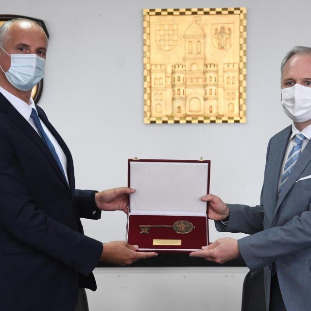 Ivica Puljak i Andro Krstulović Opara