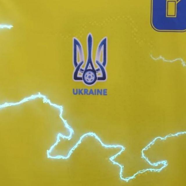 Novi dres Ukrajine