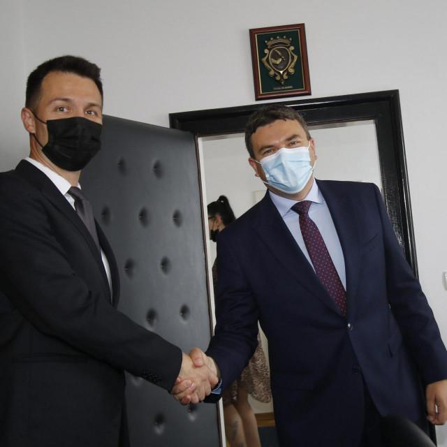 Zoran Paunović (SDP) preuzeo vlast od Jure Brkana (HDZ)<br />