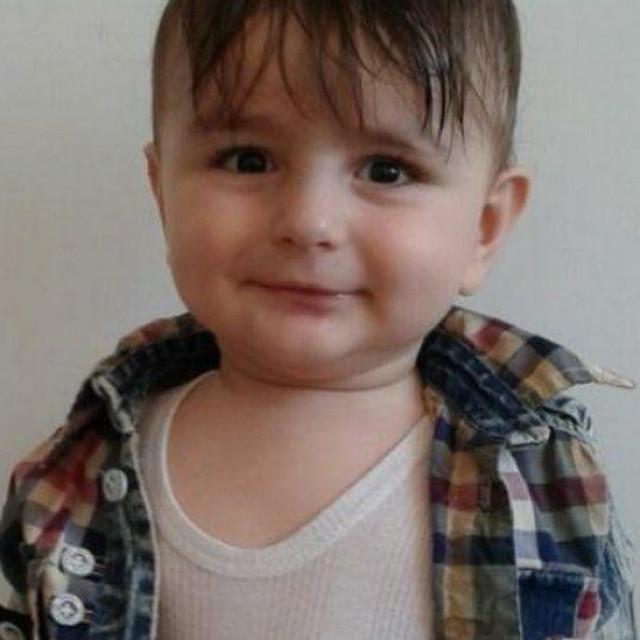 Poginuli dječačić Artin