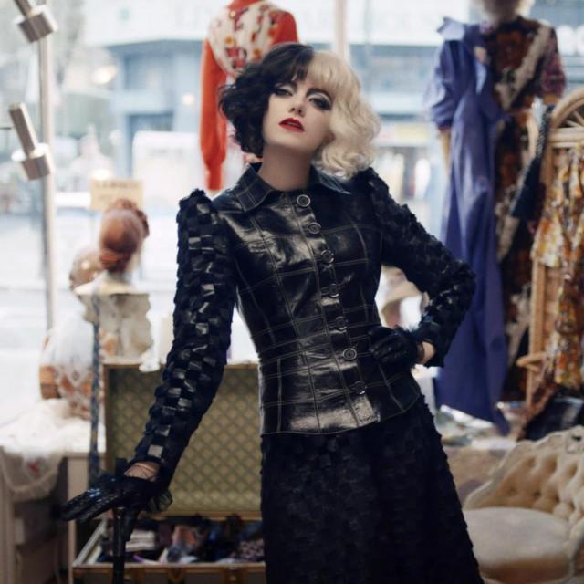 Emma Stone kao Cruella de Vil