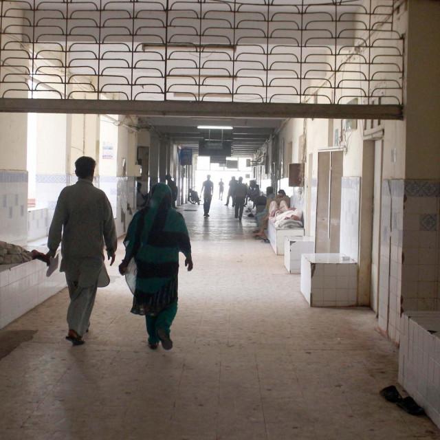 Bolnica u Pakistanu/Ilustracija