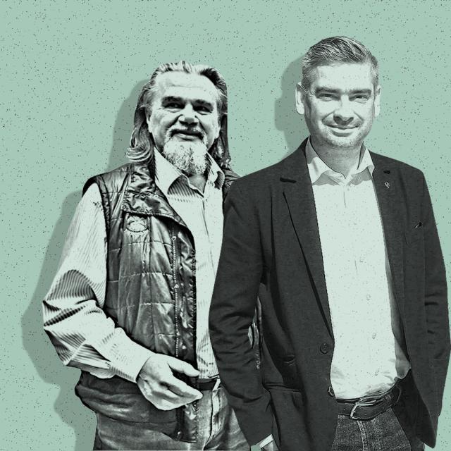 Ivan Jakovčić i Boris Miletić