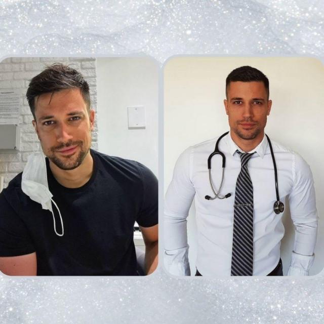 Gloria - Doktor Vasilije najzgodniji je kirurg na svijetu, a operira i  Hrvatice:' Moram priznati da su jako dobro informirane'